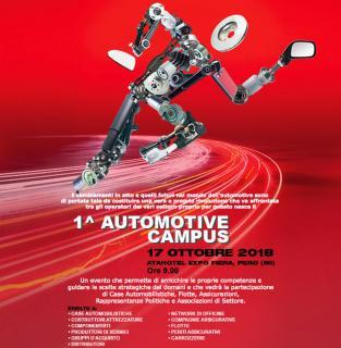1° AUTOMOTIVE CAMPUS ITALY